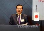 Bộ trưởng Tài chính Đinh Tiến Dũng thăm FPT Nhật Bản