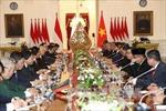 Tổng Bí thư Nguyễn Phú Trọng hội kiến Chủ tịch Đảng Dân chủ Đấu tranh Indonesia