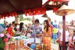 Gian hàng Việt Nam 'hút khách' tại hội chợ lớn nhất Ukraine
