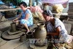 Mai một làng gốm Mỹ Thiện, Quảng Ngãi