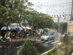 Ảnh hưởng của hoàn lưu bão số 6: Quảng Ninh có mưa nhẹ