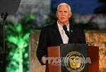 Phó Tổng thống Pence: Mỹ sẽ không để cho 'Venezuela sụp đổ'