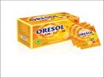 Nên uống bù điện giải Oresol ngay khi mới bị sốt xuất huyết