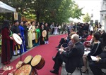 Đại sứ quán Việt Nam tại Hà Lan tổ chức Kỷ niệm 72 năm Quốc khánh
