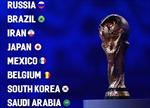 Danh sách 8 đội tuyển sớm giành vé dự VCK World Cup 2018