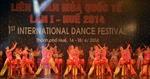 Giải thưởng của Liên hoan múa Quốc tế không kèm tiền thưởng