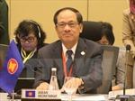 ASEAN thúc đẩy hợp tác với Liên hợp quốc và Thụy Sỹ