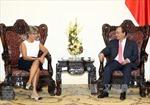 Thủ tướng Nguyễn Xuân Phúc tiếp Đại sứ Tây Ban Nha