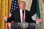 Lần đầu phát biểu tại Đại hội đồng, Tổng thống Trump nhấn mạnh 'nước Mỹ trên hết'