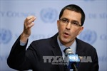 Venezuela tố cáo Mỹ vi phạm mọi nguyên tắc của LHQ