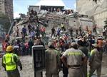 Cận cảnh sức tàn phá khủng khiếp của trận động đất dinh hoàng ở Mexico