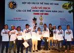 Giải Vô địch Câu cá thể thao Việt Nam năm 2017