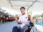 ASEAN Para Games 2017: Võ Thanh Tùng và bí quyết 'không bao giờ bỏ cuộc'