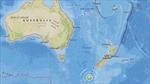 Động đất mạnh hơn 6 độ Richter tại miền Nam New Zealand