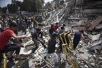 Điện thăm hỏi vụ động đất ở Mexico
