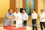Văn phòng Chính phủ quyên góp ủng hộ đồng bào bị thiệt hại do bão số 10