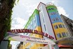 Ra mắt trường đào tạo Nghệ thuật quốc tế