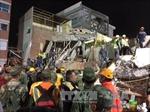 Sau động đất mạnh, Tổng thống Mexico tuyên bố quốc tang 3 ngày