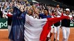 Ấn định thời gian Pháp gặp Bỉ tại chung kết Davis Cup