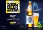 Sản phẩm bia Sài Gòn – Bình Tây được vinh danh tại Giải thưởng bia Thế giới 2017