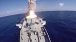 Nga phóng tên lửa hành trình từ tàu ngầm, san phẳng mục tiêu khủng bố al-Nusra ở Syria