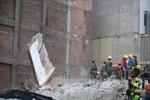 Mexico tiếp tục hứng chịu trận động đất 5,8 độ Richter
