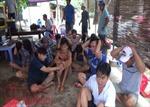 Đột kích ổ nhóm cá độ đá gà online tại huyện Hóc Môn, TP Hồ Chí Minh