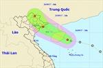 Áp thấp nhiệt đới giật cấp 9 vào gần bờ biển Quảng Ninh - Hải Phòng