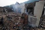 Hỏa hoạn tại Trung Quốc làm 11 người thiệt mạng