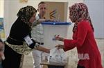 Iraq công bố một loạt biện pháp nhằm vào cuộc trưng cầu ý dân tại khu tự trị người Kurd