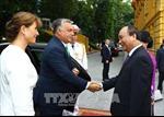 Thủ tướng Hungary kết thúc chuyến thăm chính thức Việt Nam