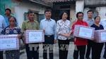 Phó Chủ tịch nước kiểm tra công tác khắc phục hậu quả bão số 10 tại Quảng Bình
