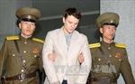 Tổng thống Mỹ nói Otto Warmbier bị Triều Tiên 'tra tấn ngoài sức tưởng tượng'