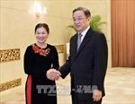 Chính Hiệp Trung Quốc coi trọng quan hệ với Mặt trận Tổ quốc Việt Nam