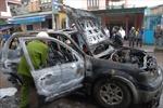Thêm hai vụ cháy xe ô tô