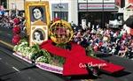 Lễ diễu hành hoa hồng ở Mỹ