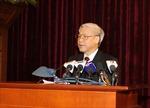 Hội nghị lần thứ tư BCH Trung ương Đảng khóa XI: Đẩy mạnh công tác củng cố, xây dựng, chỉnh đốn Đảng