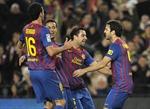 """Barca 4-0 Osasuna: Xavi xứng danh """"'nghệ nhân"""" tuyến giữa"""