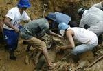 Hơn 100 người chết và mất tích sau lở đất ở Philíppin