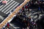 Chiếc bánh ngọt khổng lồ nặng hơn 9 tấn