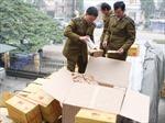Ngăn chặn buôn lậu qua biên giới dịp Tết Nguyên đán