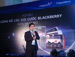 VinaPhone và RIM ra mắt các gói cước dịch vụ BlackBerry tại Việt Nam