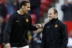 Rooney và Ferdinand thoát chết thần kì