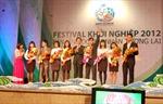 """""""Dự án phát triển giáo dục mầm nom OQ"""" đạt giải nhất Cuộc thi khởi nghiệp 2011"""
