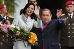 Đương kim Miss World diện kiến Tổng thống Vênêxuêla
