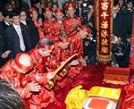 Ấn đền Trần được phát từ 15 đến hết tháng Giêng