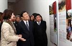 Chủ tịch nước Trương Tấn Sang thăm Bảo tàng Dân tộc học Việt Nam
