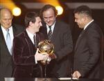 Chiến thắng áp đảo của Messi và Guardiola