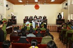 Chùm ảnh: Xét xử sơ thẩm vụ án hình sự đối với Lê Văn Luyện