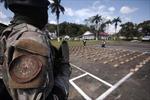 Panama: Thu giữ 248 kg côcain